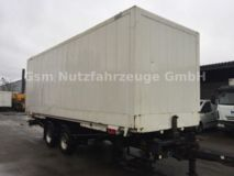 ACKERMANN Z-EAF10.0/100TE*Wechselfahrgestell+Container* 2002