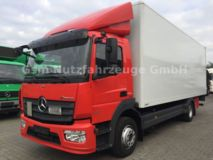 Mercedes-Benz Atego 1221*Koffer*LBW*Euro6*ClassicSpace*1.Hand*