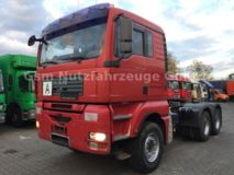 MAN TGA 26.440*6x4*Euro 4*Klima*Manual gearbox*