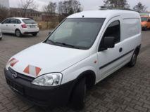 Opel Combo 1.7 * Werkstattwagen Einbauregale*