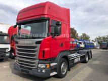 SCANIA R440*6X2*Retarder*Liftachse*Euro 6*German-Truck*