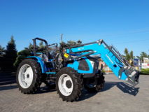 Landini 4-075D + Air Condition Cab + Manip MC55
