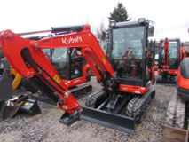 Kubota KX 027-4 HI (High-Spec)