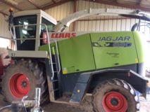 Claas JAGUAR 830 + KEMPER 445 + IDASS GE42