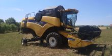 New Holland CX 5090 HILLSIDE 4RM