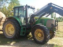 John Deere 6520 SE