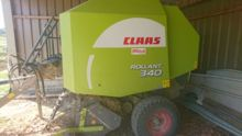 Claas ROLLAND 340