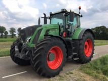 Fendt 939 Vario S4 Profi Plus