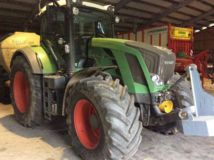 Fendt 828 Vario Profi Plus