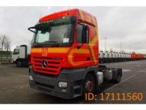 "Mercedes-Benz  ACTROS 1841LS ""MODEL 2008"""