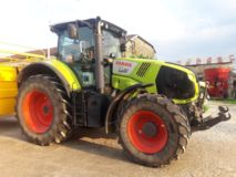 Claas AXION 810