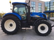 New Holland T 7040 PC AC T7040