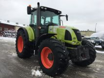 Claas Arion 640 CIS CEBIS