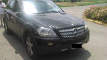 Mercedes Mercedes Benz ML 320