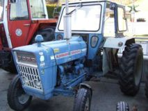 Ford 3000 Hinterrad