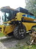 New Holland Cs 540 podobny tc 56 5070