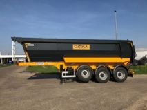 Ozgul  GA10F Triple Axle End Dump Trailer