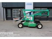 Niftylift  HR12NDE Bi- Energy, 12.2m Working Height.