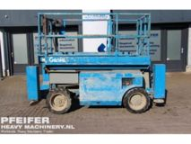 Genie  GS2668RT Diesel, 4x4 drive, 9.92m working Height,