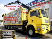 Man TGA 32.390 Schubboden 57m³Wertstoff Müll Presse Andere