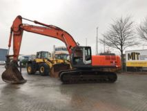 Hitachi ZX350LC-3 **BJ 2008/7500 H/Hammerltg.*TOP*