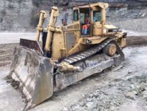 Caterpillar CAT D9N** Ripper* ONLY 13000H* GOOD CONDITION**
