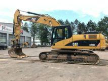 Caterpillar 324D **BJ2006 *11.500H** ZSA/Hammerleitg./Btp.