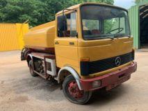 Mercedes-Benz LP 809 **BJ1979 *51.000KM** Tankwagen kA