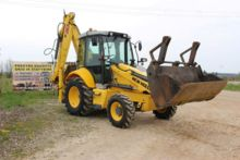New Holland B110B