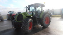 Claas ARION 650 CIS