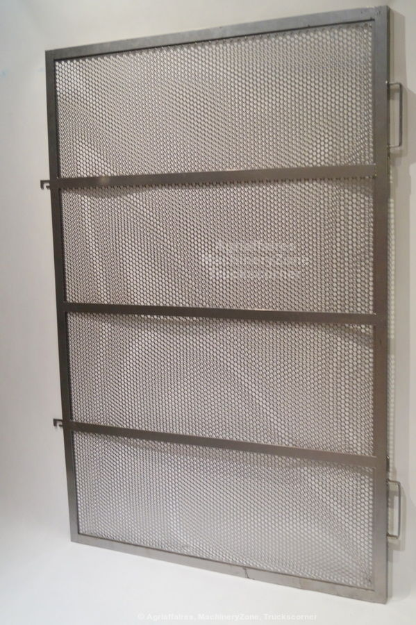 Sieve sieves frames for Petkus Cimbria Westrup Damas Marot cleaners Manufacturer
