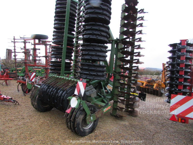 Amazone CATTROS 7.5 METRE SHORT DISC HARROW CULTIVATOR