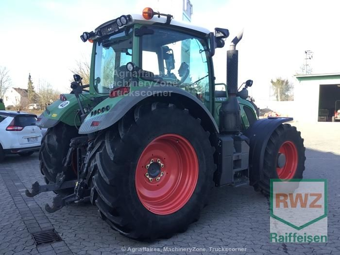 Fendt 716 Vario Profi Plus