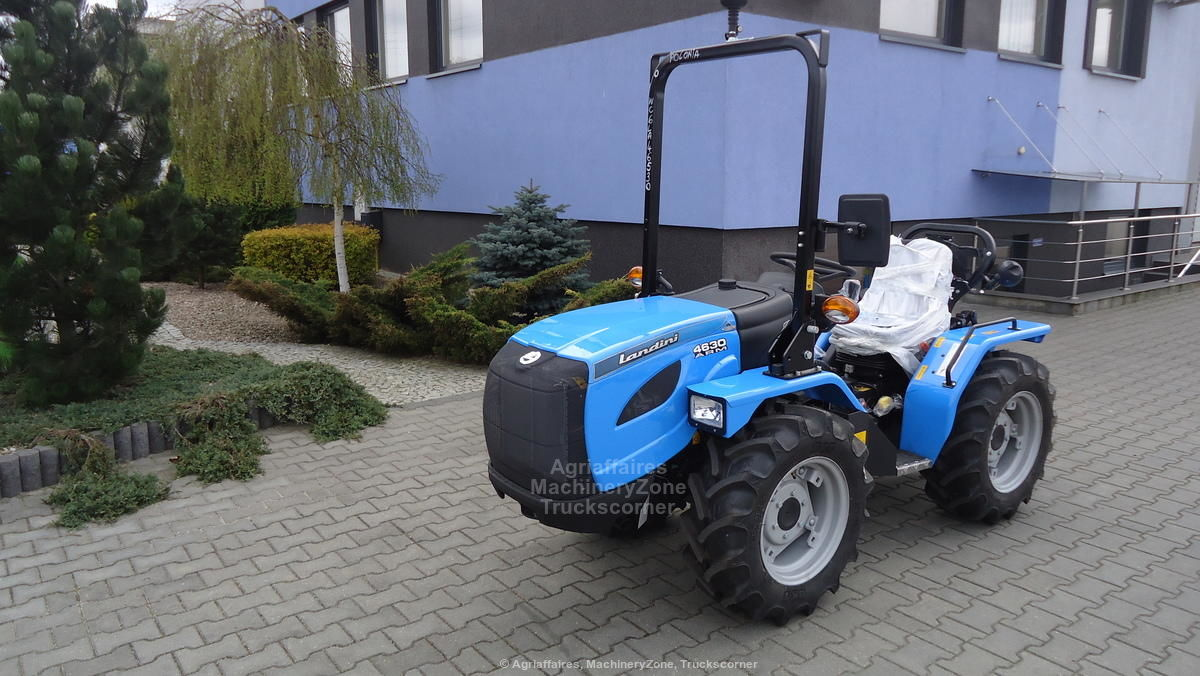 Landini 4630 ARM ARTICULATED 95cm Minimum Width !