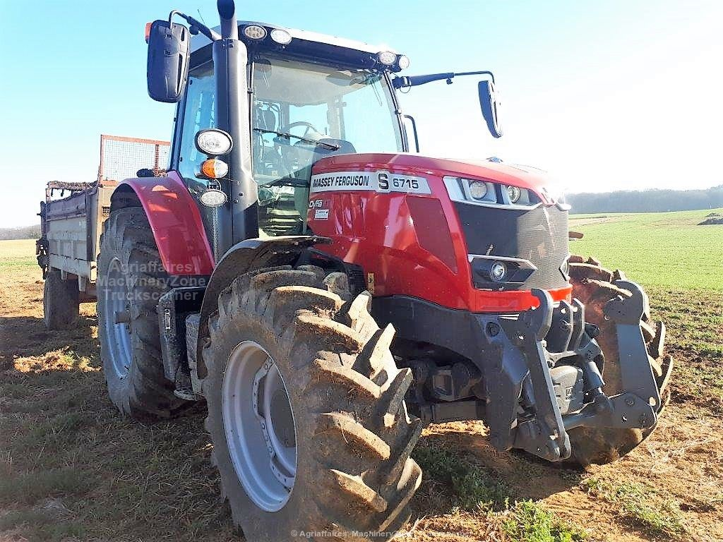 Massey Ferguson 6715 S Exclusive