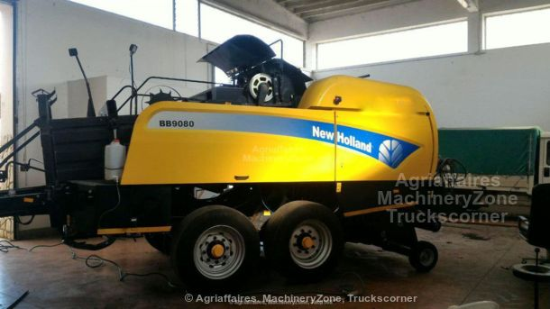 New Holland PRESSA NEW HOLLAND BB9080