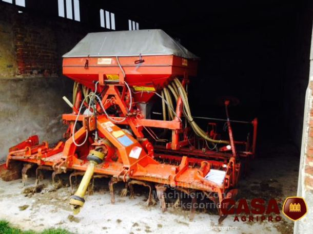 Accord Type D + Kuhn HR 301 M