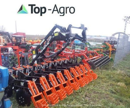 Strip-Till Liner Top-Agro, 3m, NEW, Direct!