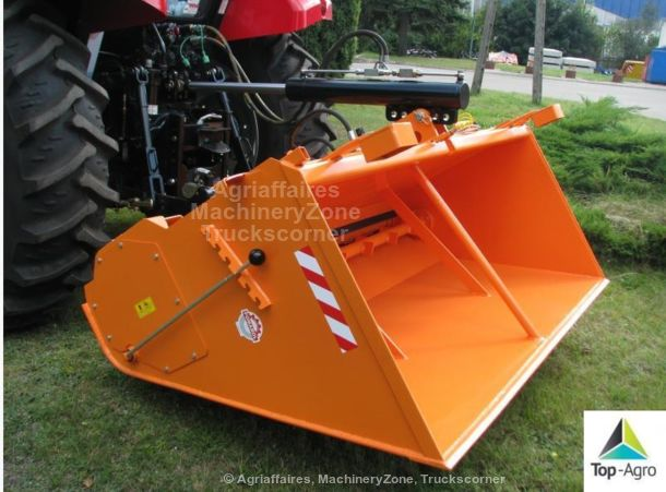 Pomarol PS 200, Sand&Salt spreader, New, 2017, Top-Agro