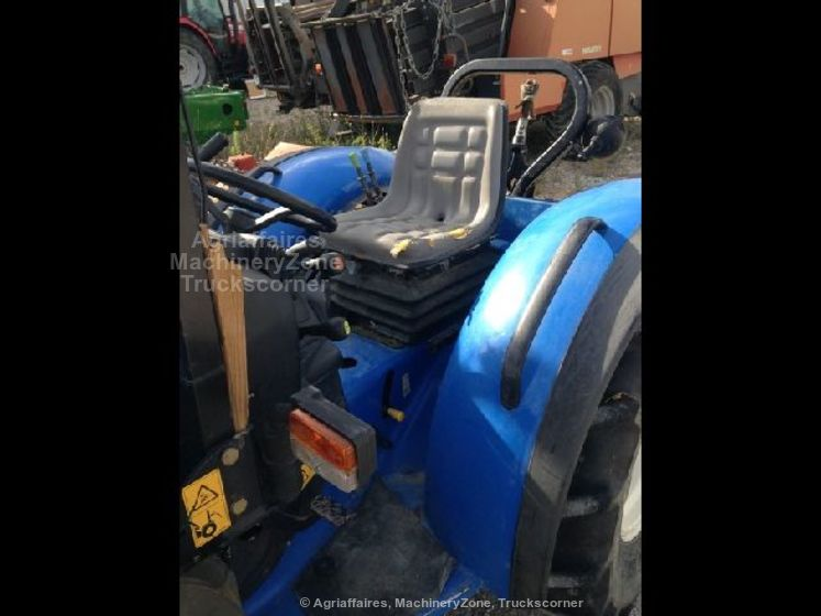 New Holland TCE 45 CHARGEUR
