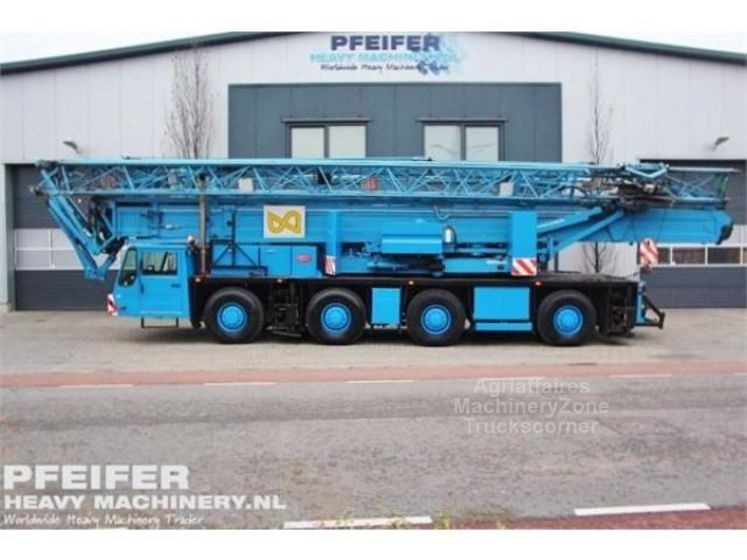 Spierings  SK488-AT4 8x6x6 Drive, 8t Cap. 40 m Flight, 42.2m